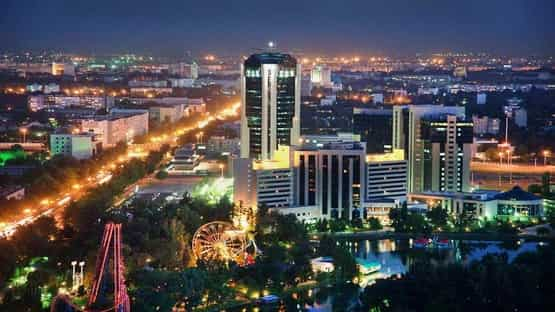 tashkent night 1 - Uzbekistan Duration of tour: 4 days, 3 nights Cities: Tashkent