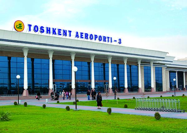 tashkent3 - «Tashkent» Airport