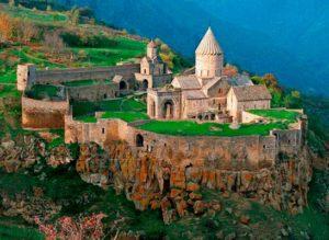 tatev3 300x219 - Tatev monastery
