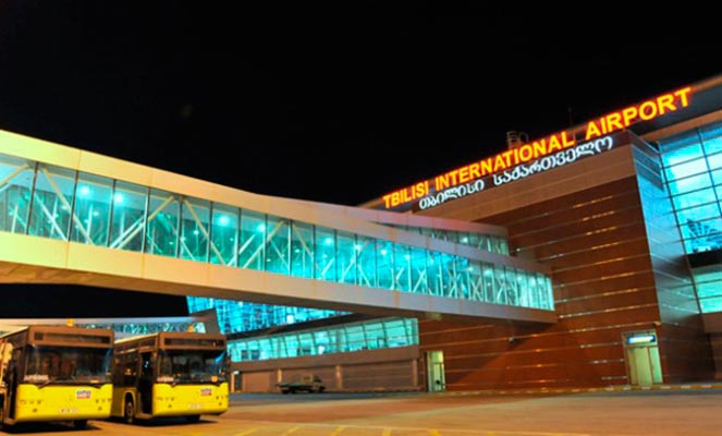 tbilisi aeroport2 - National Georgian Airport