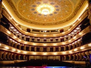teatr rustaveli6 300x225 - The National Theatre of Georgian Shota Rustaveli