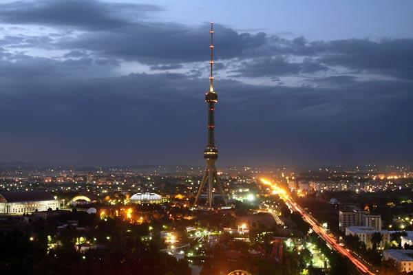 tv tower12 - TV tower of Tashkent