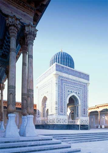 uz1 - Unforgettable Uzbekistan