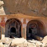 vardzia monastir1 150x150 - The cave monastery complex Vardzia - Castle roses