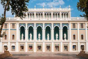 азербайджанской литературы им. Низами Гянджеви 300x201 - Museum of Azerbaijan Literature. Nizami Ganjavi