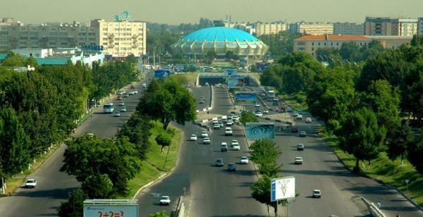 587340705 - Uzbekistan tour