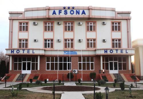 Отель в Карши Афсона