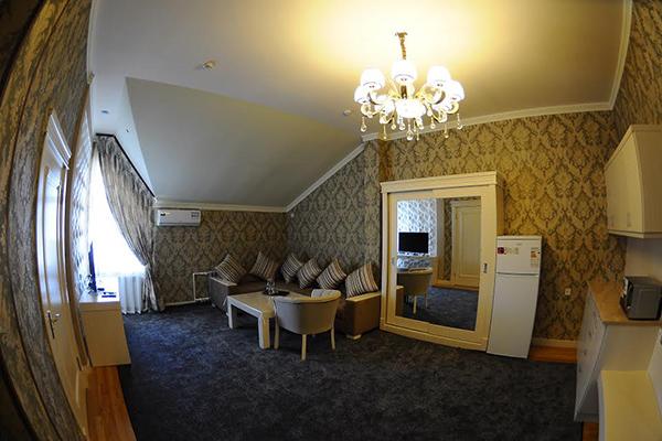 afrosiab karshi3 - Karshi.  Hotel Afrosiyob