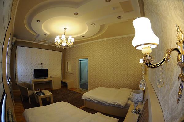 afrosiab karshi4 - Karshi.  Hotel Afrosiyob