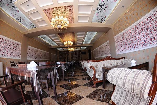 afrosiab karshi6 - Karshi.  Hotel Afrosiyob