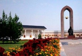 andijan - MUSEUM UNDER THE OPEN SKY OF ICHAN QALA