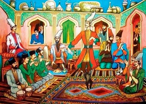 az gosty1 - Azerbaijan hospitality