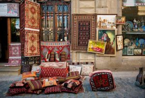 az kovry12 300x203 - Carpet weaving in Azerbaijan
