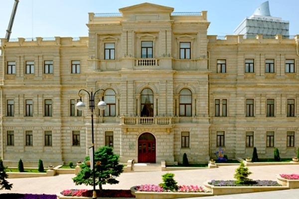 az mus isk2 - Azerbaijan Art Museum