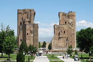 """eko tur2 - Eco-tour """"The charming south of Uzbekistan"""""""