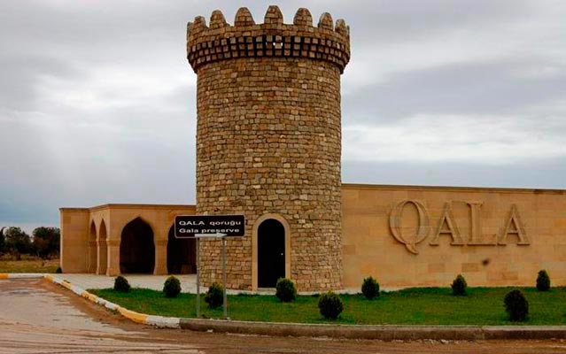 """gala museum8 - The Museum-Reserve """"Gala"""" - the history of Absheron in the open air"""