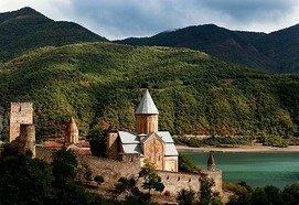 georgia - Shodlik Palace