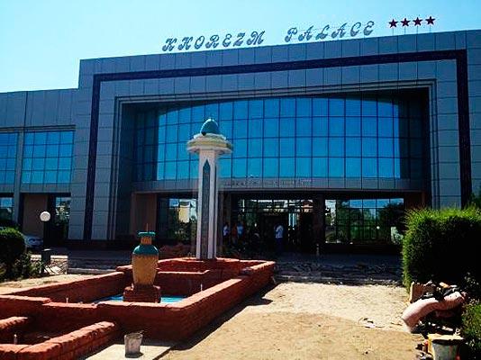 horezm palas26 - Khorezm Palace
