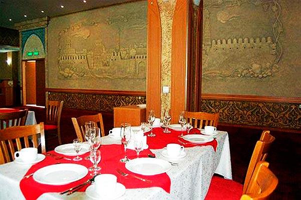 horezm palas8 - Khorezm Palace