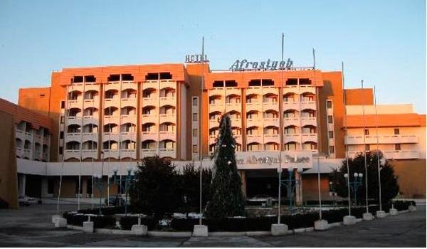 hotel afrosiyob - Afrosiyob