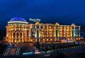 hotels kazakstan - The Great Tour along the Central Asia