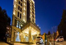 hotels kyrgyzstan -