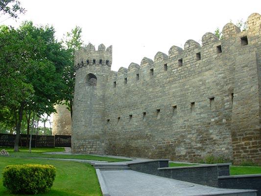 ichery sheher5 - Icheri Sheher Fortress - Baku Acropolis