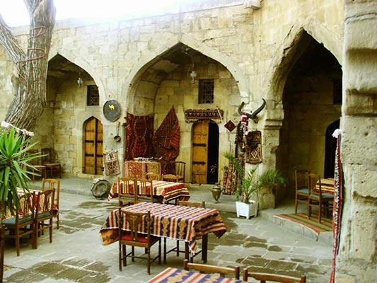 ks icheri sheher3 - Bukhara caravanserai in Icheri Sheher