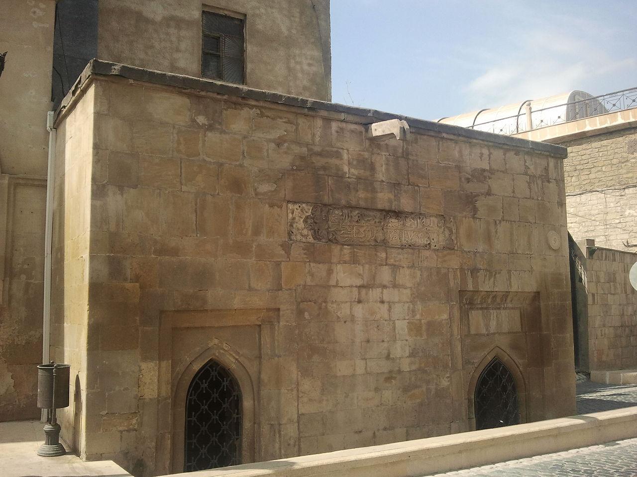 molla ahmed mechet baku azerbaydzhan1 - Mosque of Haji Mirza Ahmed