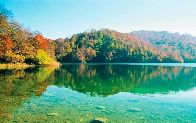 ozero goygol3 - Lake Goygol