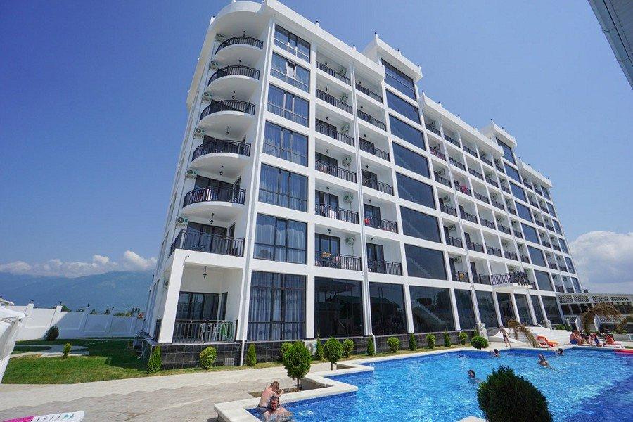 paradise beach hotel 34 - 酒店地點