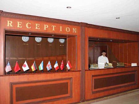 reception - Shakhrisabz Yulduzi