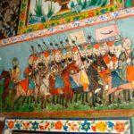 sheki6 150x150 - Palace of Sheki khans