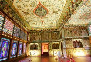 sheki9 300x205 - Palace of Sheki khans
