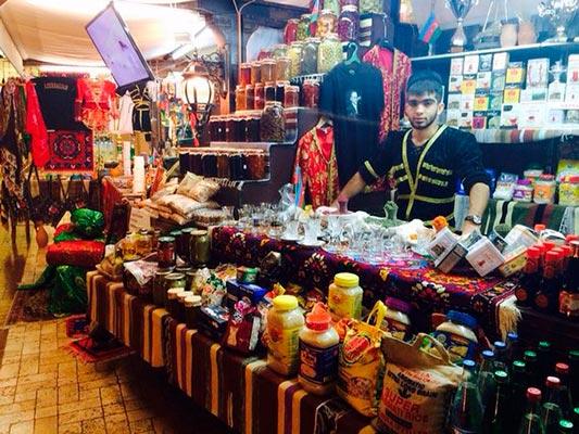 shopping az1 - Узбекистан (Сезон 2016)