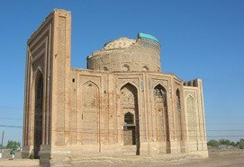 tour to turkmenistan2 - ROHAT