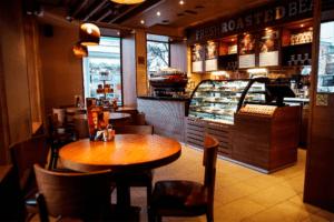 кафе и рестораны Киргиз