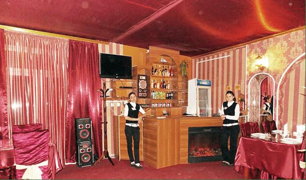 рестораны и кафе Таджикистана