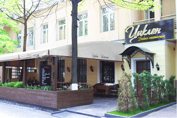кафе и рестораны Киргизии