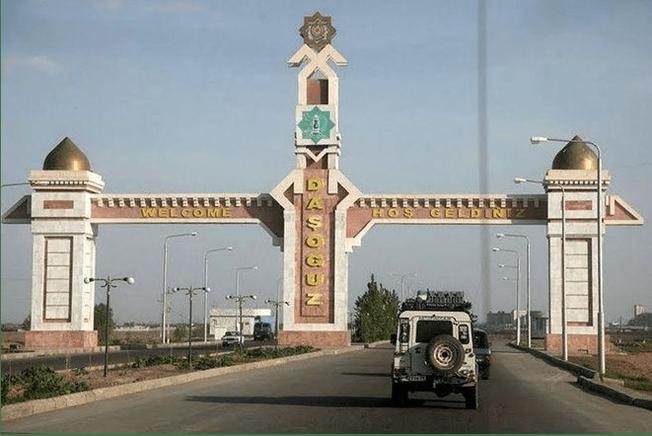 Daşoguz Города Туркмении