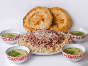 Кухня киргизии