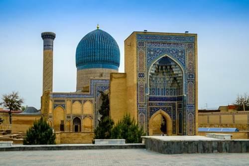 групповые туры в узбекистан