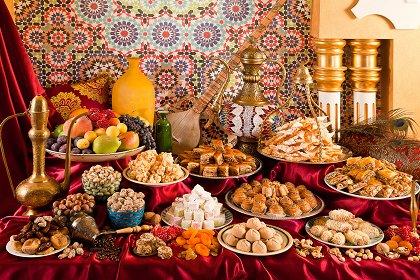 Туркменская кухня. Сладости