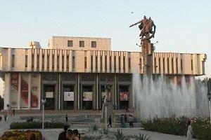 Киргизская национальная филармония. Туры в Киргизию