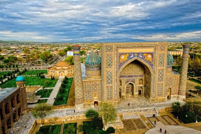 Туры по узбекистану самарканд