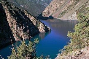 Туры в Киргизию. Кулунатинский государственный заповедник