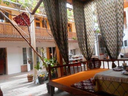 Гостевые дома и отели Самарканда
