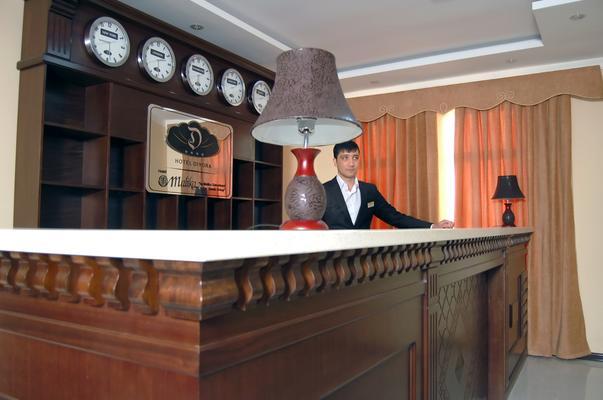 Отели Самарканда. Diyora