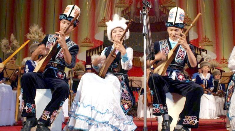 культура и искусство киргизии