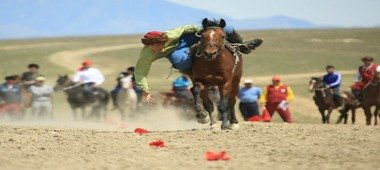 kazakh igry - Features of traditional Kazakh games